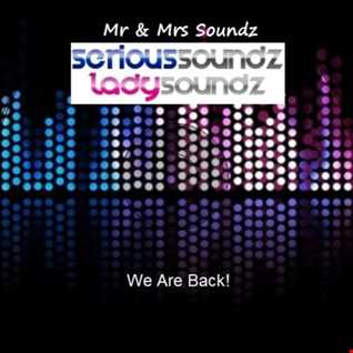 We Are Back - Serious Soundz & Lady Soundz (Pumping House / Poky)