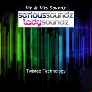 Twisted Technology Mixed By Serious Soundz & Lady Soundz (Hard Bounce)