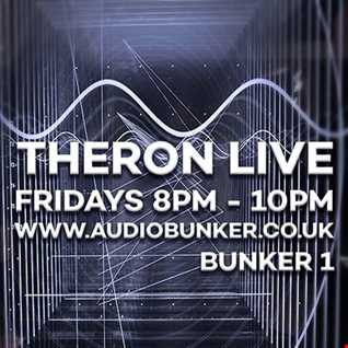 Theron   Live @Audiobunker.co.uk 16th September