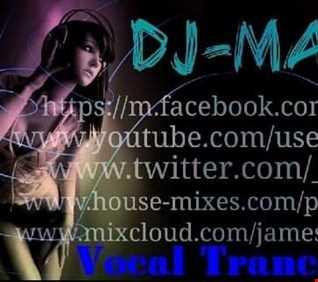 DJ-Mac - 1 Hour Trance Mix - 17th Jun 2020