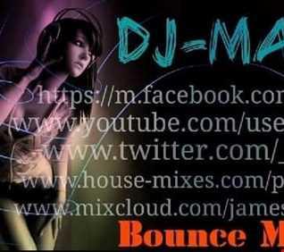 DJ-Mac - Bounce Mix - 45 Min - 141219
