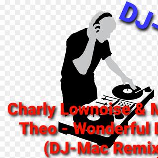 Charly Lownoise & Mental Theo   Wonderful Days (DJ Mac Remix)