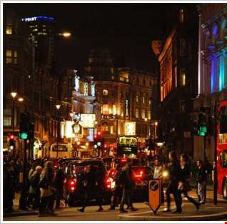 Djerazore London  Late Night in Soho