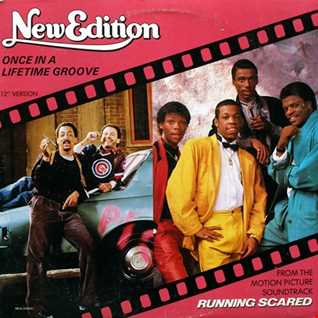 New Edition - Once In A Lifetime Groove ( John Birbilis Re Edit )