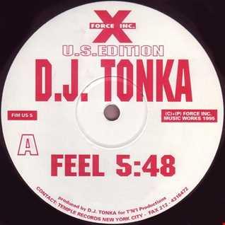 DJ Tonka - Feel  (John Birbilis Mix)