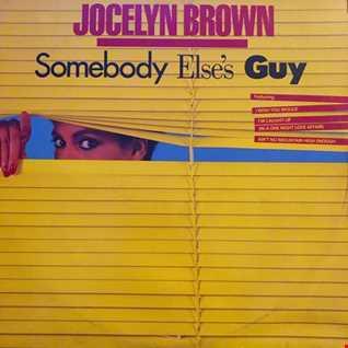 Jocelyn Brown - Somebody Else's Guy (John Birbilis Extended Remix)