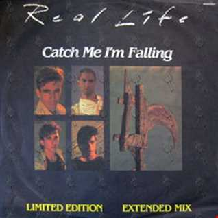 Real Life   Catch Me I'm Falling (John Birbilis Edit)