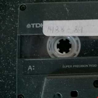 JuJu 88 / 89 Mix Tape (Early Detroit)