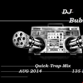 Quick TRAP MIX - 135 BPM (AUG 2014)