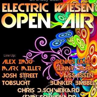 Bunker Babbel Electric Wiesen Open Air Assassins B Day Bash 11 07 2015