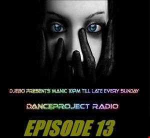 Manic Live Ep13