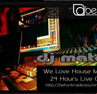 DJ Match beFunk Radio Aug. 15 20