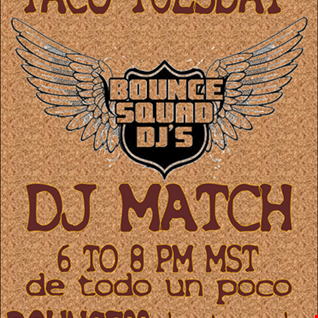 DJ Match Urban Taco Sept 1