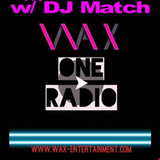 DJ Match Happy Hour Sept 23 WOR Wednesday