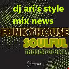 DJ ARIS STYLE WAVE SOULFUL FUNKY DISCO HOUSE EP 012021