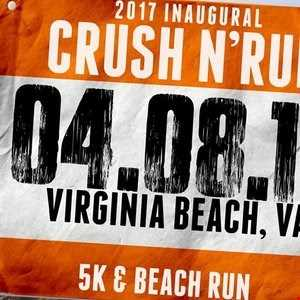 CRUSH 5K VIRGINIA BEACH RACE MIX