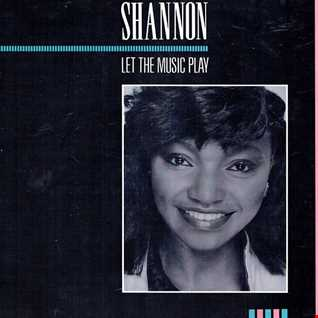 Shannon   Let the Music Play 2001 (Full Intention Twilo Edit)
