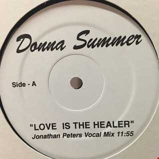 Donna Summer - Love Is The Healer (Jonathan Peters Vocal Remix, 1999)