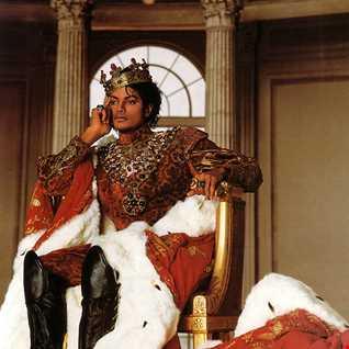 King of Pop Non Stop Mix 1 (Black Or White)