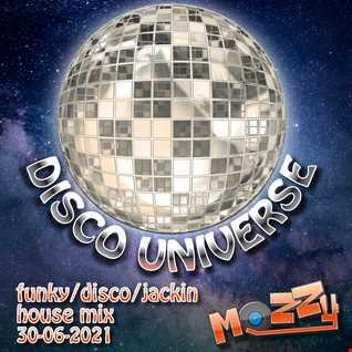 Disco Universe 30-06-2021 Mix