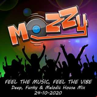 Feel the Music, Feel the Vibe Mix 24-10-2020