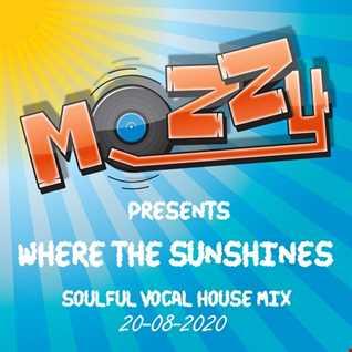 Where The Sunshines Mix 20-08-2020