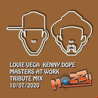 Louie Vega, Kenny Dope & MAW Tribute Mix 10-07-2020