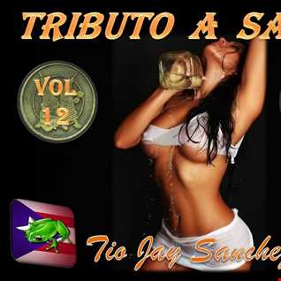 Tio Jay Tributo a la Salsa Part 12 - Estoy Caliente