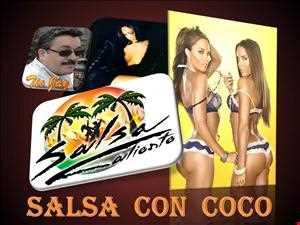 Salsa Con Coco y Sonora Caruseles Remix