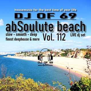 DJ of 69   AbSoulute Beach 112