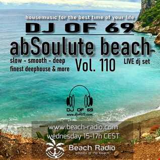 DJ of 69   AbSoulute Beach 110