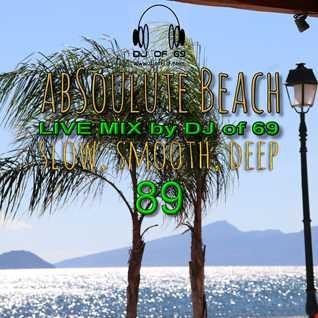 DJ of 69 - AbSoulute Beach Vol. 89