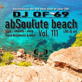 DJ of 69   AbSoulute Beach 111