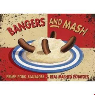 DJ DaBomB Bangers and Mash