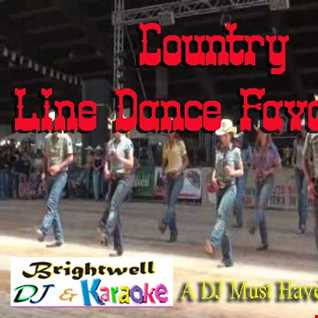 A DJ Must Have Country line dance music