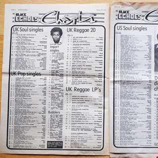 Jetstar Reggae Singles - Year-End - 1990  BY DJ BOB FISHER