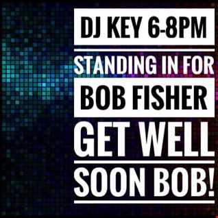 DJ Key Covering for DJ Bob Fisher   Friday Nights Diggers Delight   15th January 2021  On Oldies Online