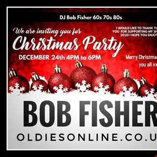 Christmas Eve  Diggers Special On Oldies Radio With Your Host DJ Bob Fisher