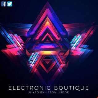 Electronic Boutique 2010 - Mixed By Jason Judge