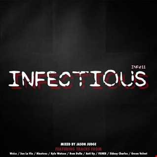 Infectious 11 (INF011) - Mixed By Jason Judge