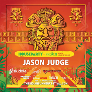 Indian Summer Festival (Preach) Official Promo Mix - Mixed By Jason Judge