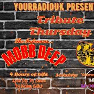 DJ Chaoz Tribute Thursday 18 03 2021