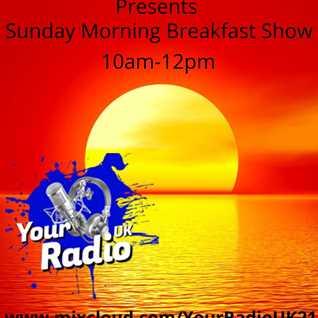 DJ Casper Breakfast Show 28 03 2021