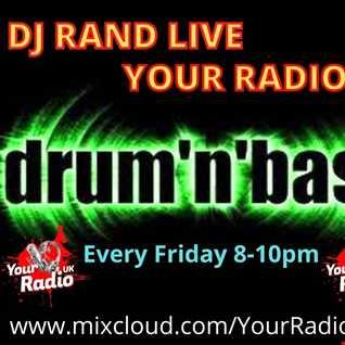 DJ Rand & MC's Mad DNB Friday  19 03 2021