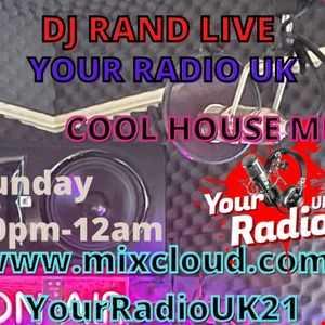 DJ RAND SUNDAY EVENING 28 03 2021