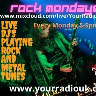 dj charcol rock monday 29 03 2021