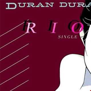 Duran Duran   Rio vs Womanizer (DJ Spyder B Mash Up Remix)