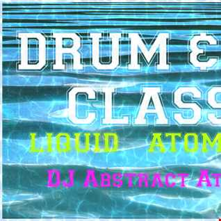 Drum & Bass Classics Liquid Atmospheric DJ Abstract Attractions