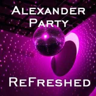 Gonzalez - Haven't Stopped Dancing Yet (Alexander Party ReFresh)