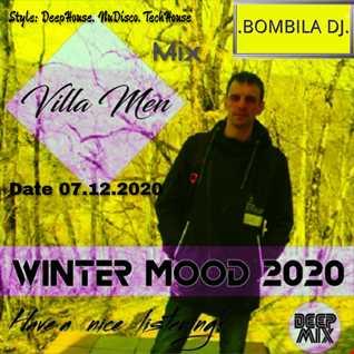 .BOMBILA.   Winter Mood 2020   mega mix